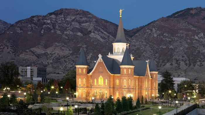 Completed Provo City Center Temple 2016 (9).