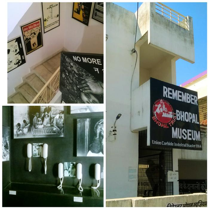 The Remember Bhopal Museum was opened in 2014 to document, preserve and communicate the stories of t