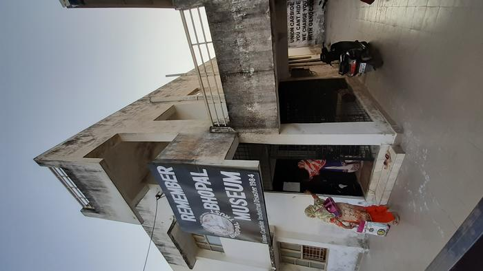 A converted residence, the Remember Bhopal Museum possesses layers of memory and emotions.