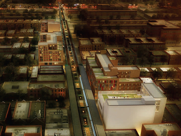 Livonia Commons, Brooklyn, NY, Urban Quotient,  2011