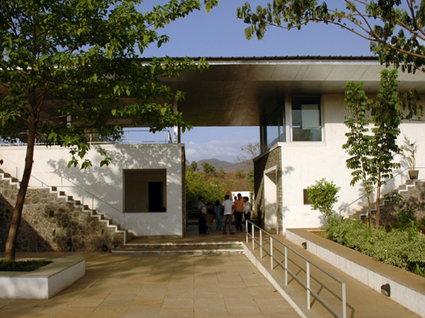 Campus for Magic Bus, Panvel, India, 2007, RMA Architects