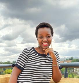 Elizabeth Njeri Mugo & Stephanie Brenda Wanjiru Munene