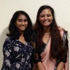 Reva Saksena & Mallika Sarabhai